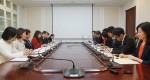 Thứ trưởng Lê Quang Hùng tiếp Thứ trưởng Bộ Môi trường Nhật Bản Takaaki Katsumata
