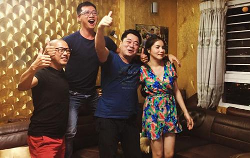 Các kiểu ăn mừng của nghệ sĩ khi Việt Nam thắng Jordan