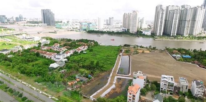 Đằng sau dự án BT chỉ định nhà đầu tư: Chuyện Khu đô thị mới Thủ Thiêm