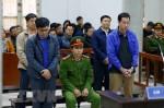 Xét xử sơ thẩm vụ án tại Công ty cổ phần Lọc hóa dầu Bình Sơn