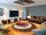 Bí quyết giúp căn nhà ấm áp với thảm trải sàn
