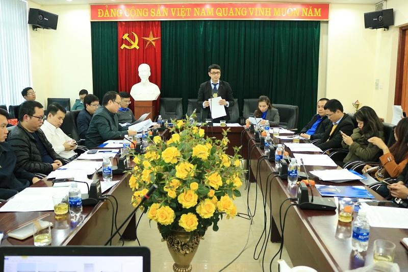 Đoàn Thanh niên Bộ Xây dựng tổ chức Hội nghị triển khai nhiệm vụ năm 2019