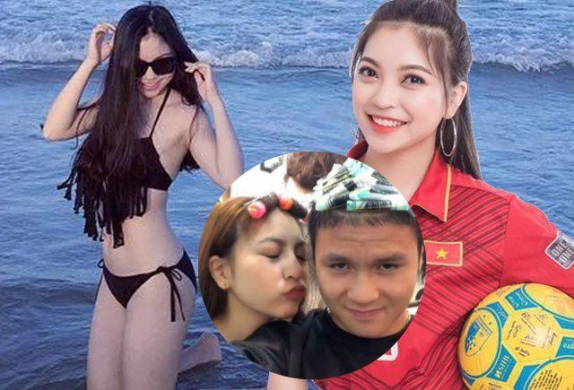 Bạn gái cùng Quang Hải làm điều đặc biệt sau khi bị soi nhan sắc