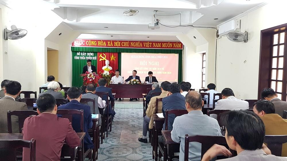 Ngành Xây dựng Thừa Thiên - Huế: Phủ kín quy hoạch chung xây dựng đô thị