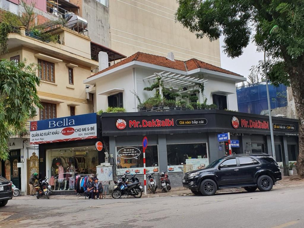 Hà Nội: Cần làm rõ những khiếu nại tại biệt thự số 16 Phan Bội Châu