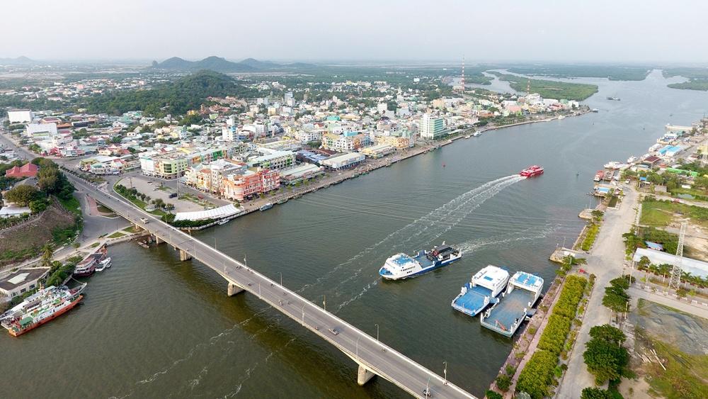 Nhiệm vụ quy hoạch chung thành phố và khu kinh tế cửa khẩu Hà Tiên