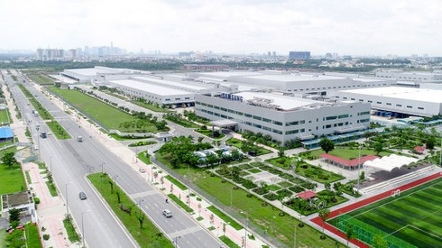 Kỷ lục của ngành Bất động sản công nghiệp Việt Nam