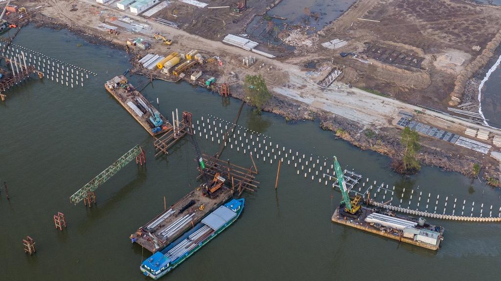 Hơn 10.000 tỷ xây dựng công trình ứng phó hạn mặn ở miền Tây