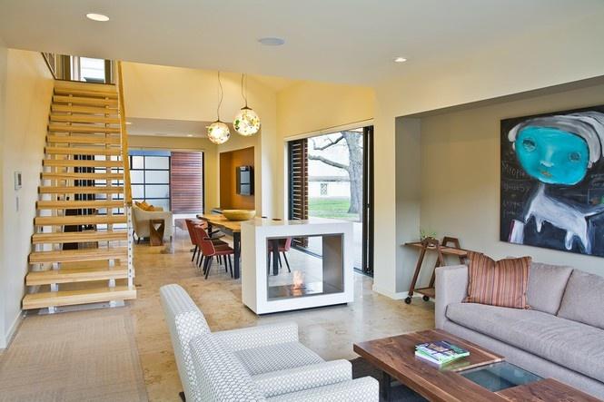 Thiết kế nội thất thông minh cho nhà vô cùng độc đáo và tiện lợi