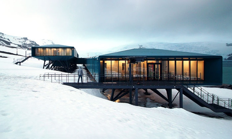 Mở cửa trạm nghiên cứu 100 triệu USD ở Nam Cực