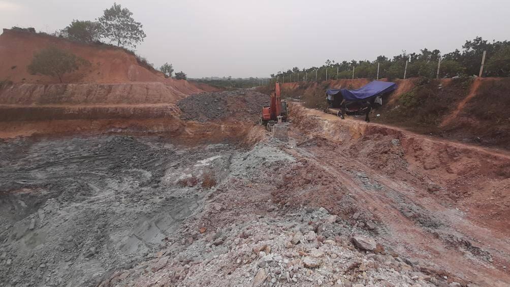 Lục Ngạn (Bắc Giang): Nhức nhối nạn khai thác khoáng sản trái phép