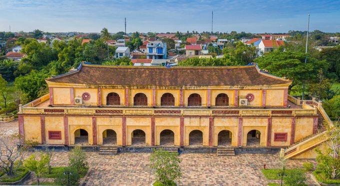 Thư viện quốc gia của triều Nguyễn