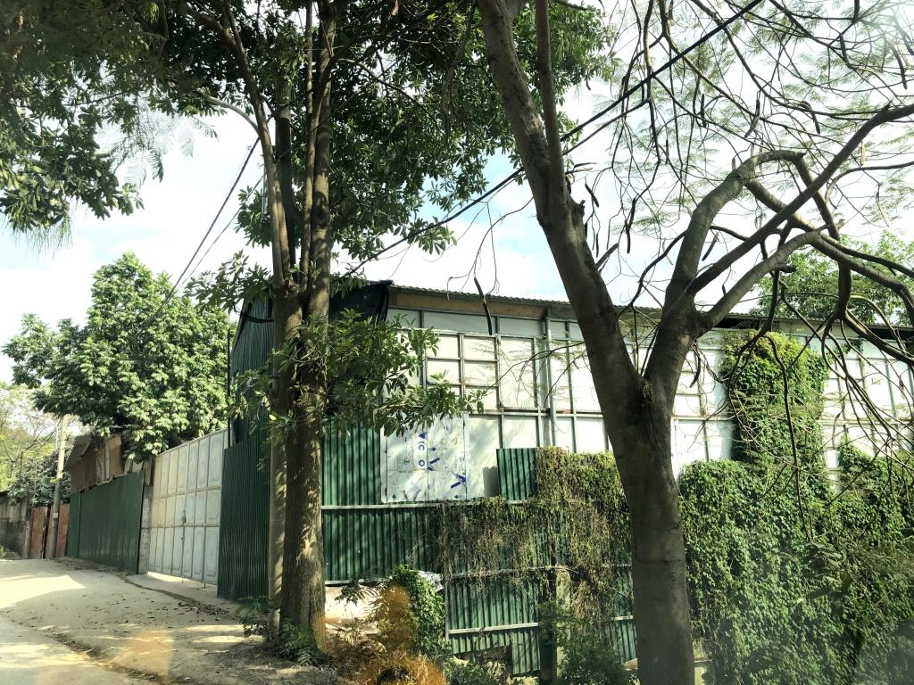 Đông Anh (Hà Nội): La liệt nhà xưởng được xây dựng và hoạt động trái phép tại xã Dục Tú
