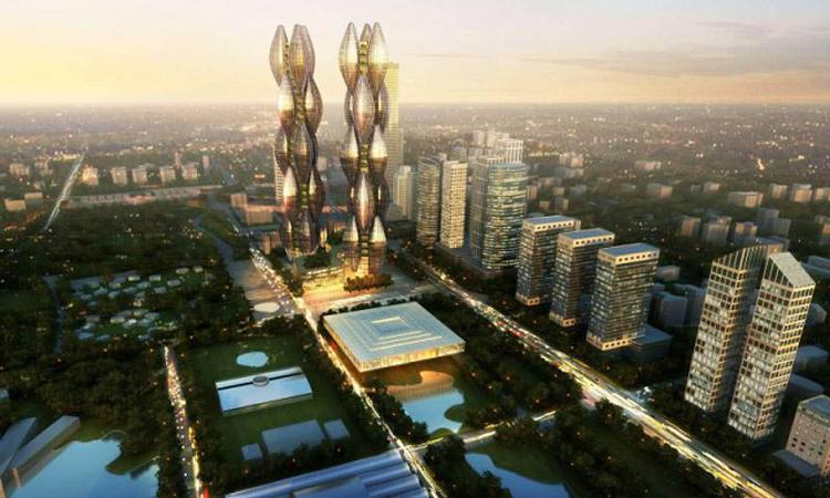 Ông Đặng Thành Tâm mua lại dự án trên đường Phạm Hùng