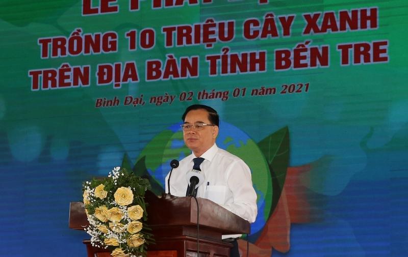 toan canh tinh dau tien phat dong huong ung sang kien 1 ty cay xanh