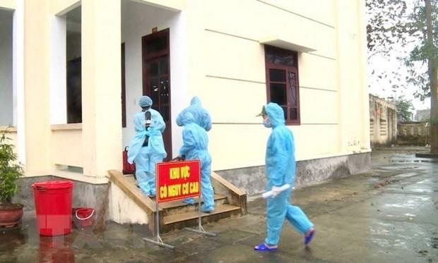 Việt Nam ghi nhận thêm 8 ca mắc COVID-19 nhập cảnh về nước