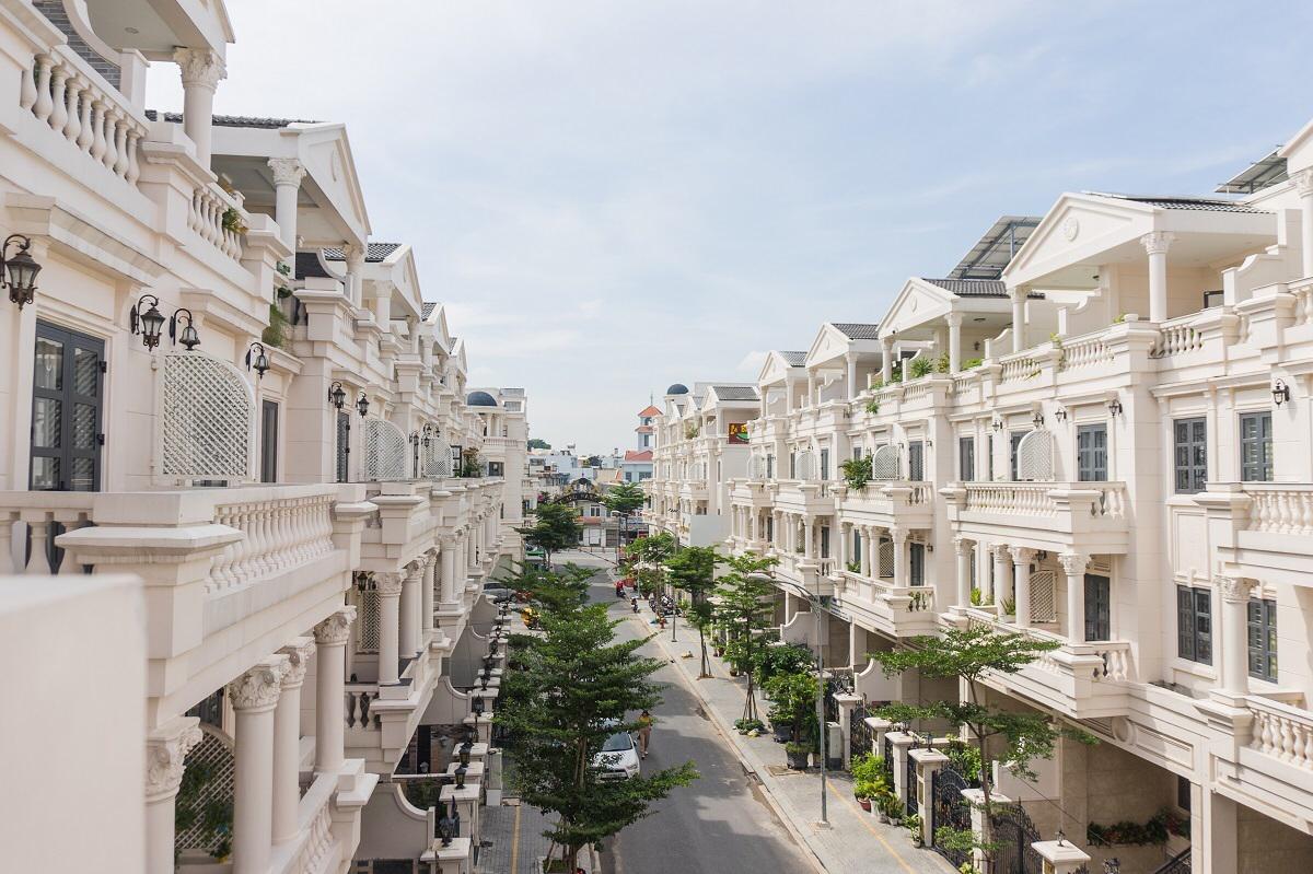 Thị trường nhà liền thổ tại Thành phố Hồ Chí Minh hấp thụ tốt