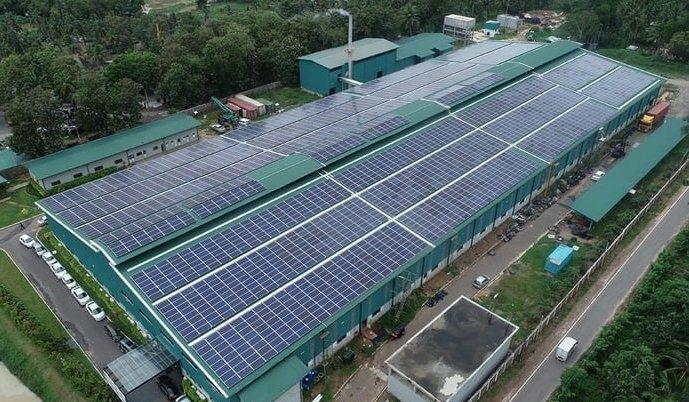 Hướng dẫn kỹ thuật liên quan đến an toàn công trình xây dựng khi lắp đặt hệ thống điện mặt trời mái nhà