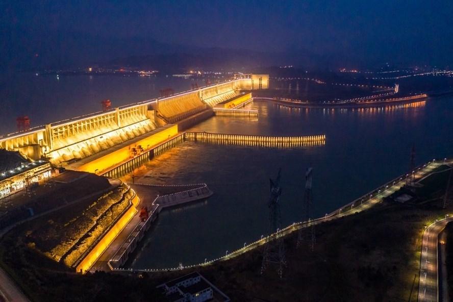 Đập Tam Hiệp Trung Quốc lập kỷ lục thế giới mới