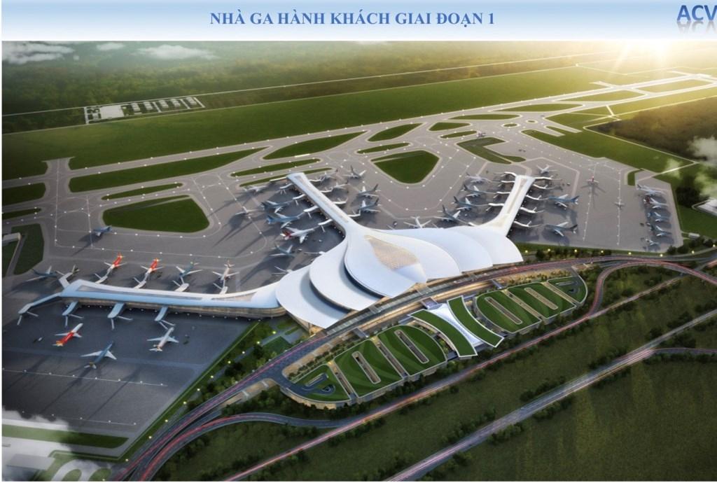 Cảng Hàng không quốc tế Long Thành sẽ là Top 16 sân bay được mong chờ nhất thế giới