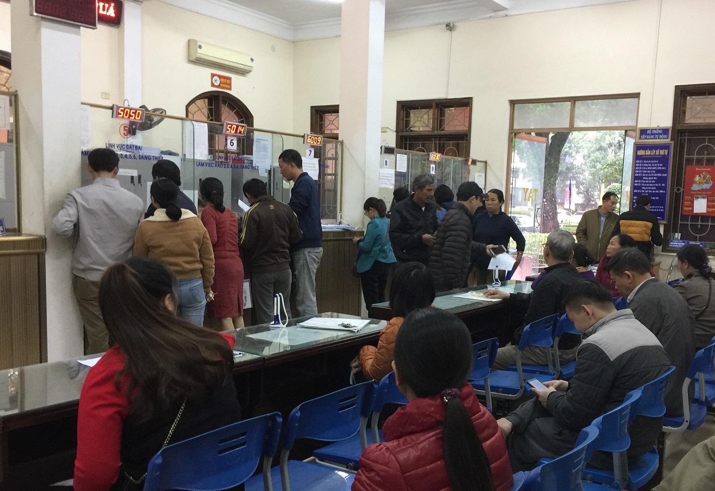 Thành phố Vinh: Cảnh báo tình trạng làm giả sổ đỏ để lừa đảo giao dịch bất động sản