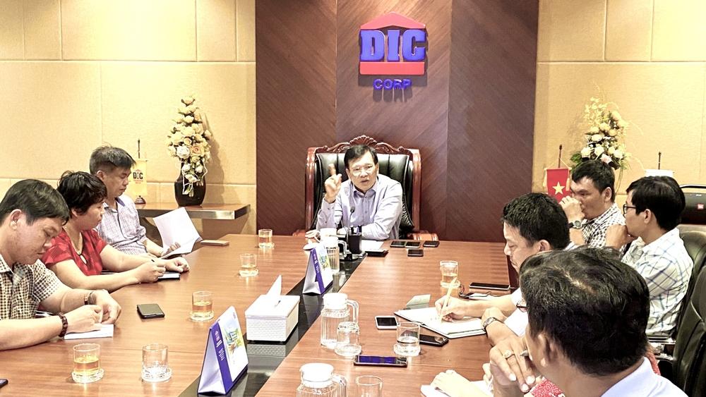 DIG bắt tay Him Lam Land phát triển các dự án bất động sản