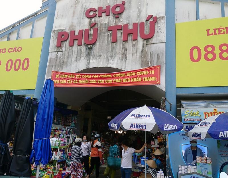 can tho xu phat cac truong hop khong deo khau trang tai noi cong cong