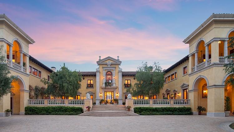 Khám phá siêu biệt thự được rao bán 160 triệu USD tại Mỹ