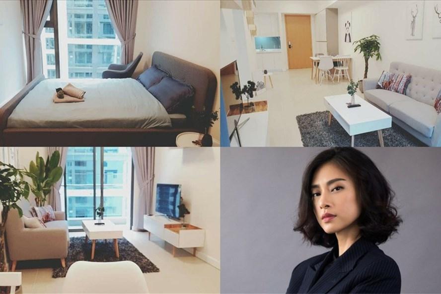 Khám phá căn hộ nhỏ gọn, do đích thân Ngô Thanh Vân tự thiết kế
