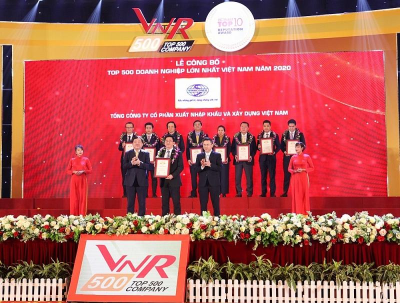 vinaconex lot top 5 doanh nghiep xay dung lon nhat viet nam