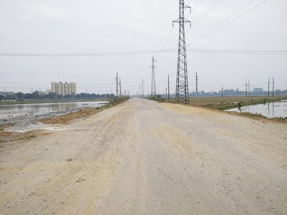 Nhiều khó khăn khi thực hiện dự án Đại lộ Đông - Tây thành phố Thanh Hóa