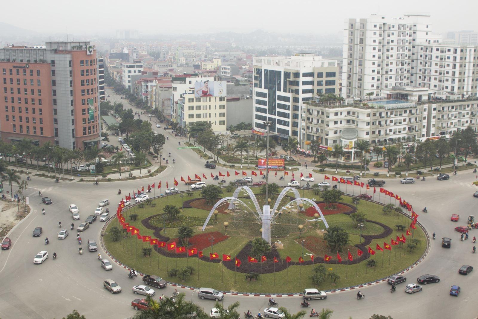 Thuận Thành trở thành đô thị loại IV