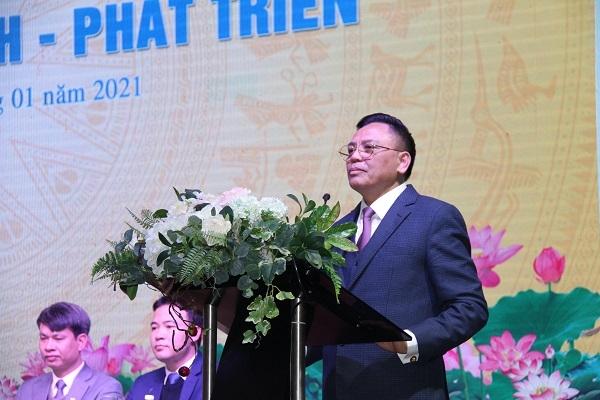Hiệp hội Doanh nghiệp tỉnh Thanh Hóa tổng kết công tác năm 2020, triển khai nhiệm vụ năm 2021