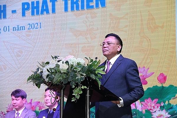 hiep hoi doanh nghiep tinh thanh hoa tong ket cong tac nam 2020 trien khai nhiem vu nam 2021