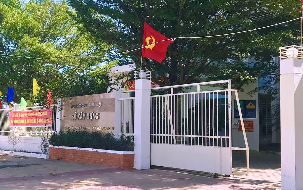 Sở Xây dựng Ninh Thuận hoàn thành nhiệm vụ 2020 và hướng đến nhiệm vụ trọng tâm năm 2021