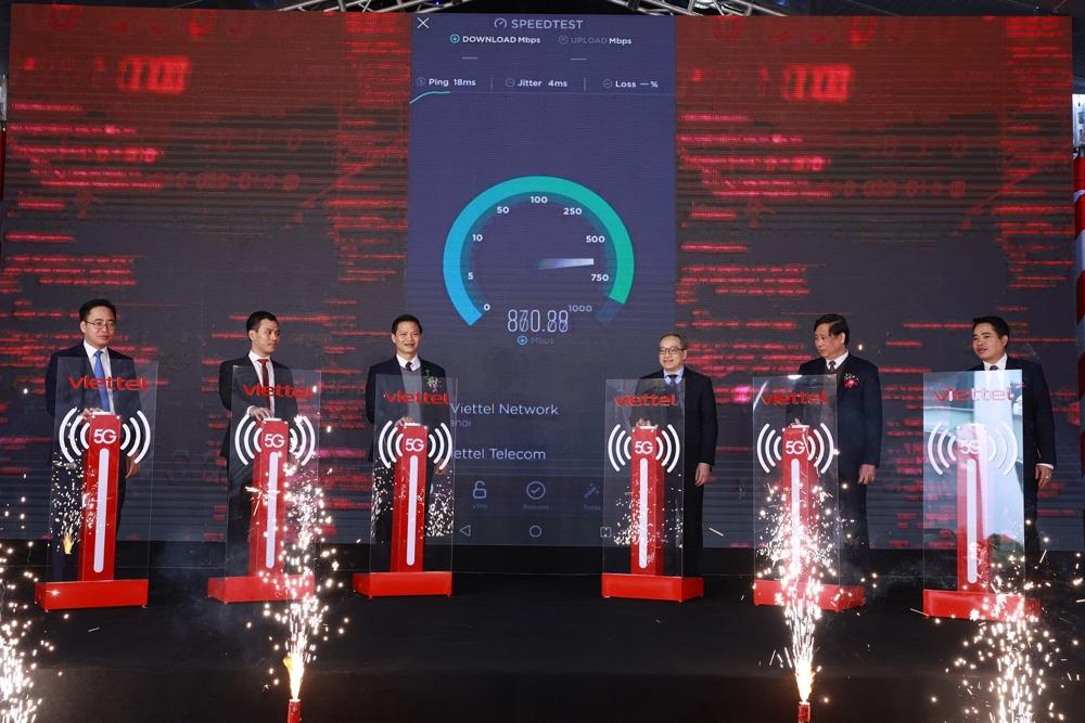 Bắc Ninh: Yên Phong I là Khu công nghiệp đầu tiên có sóng 5G trên toàn quốc