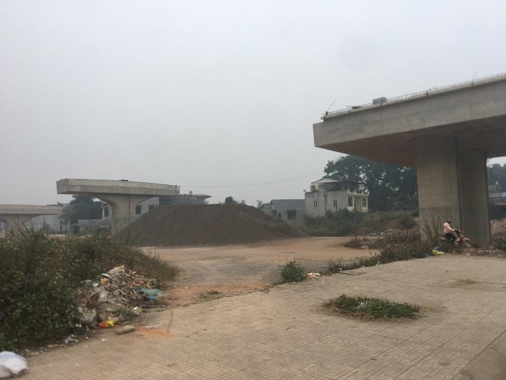 Thái Nguyên: Hết hạn hợp đồng, dự án đường Bắc Sơn kéo dài mới đạt 70%