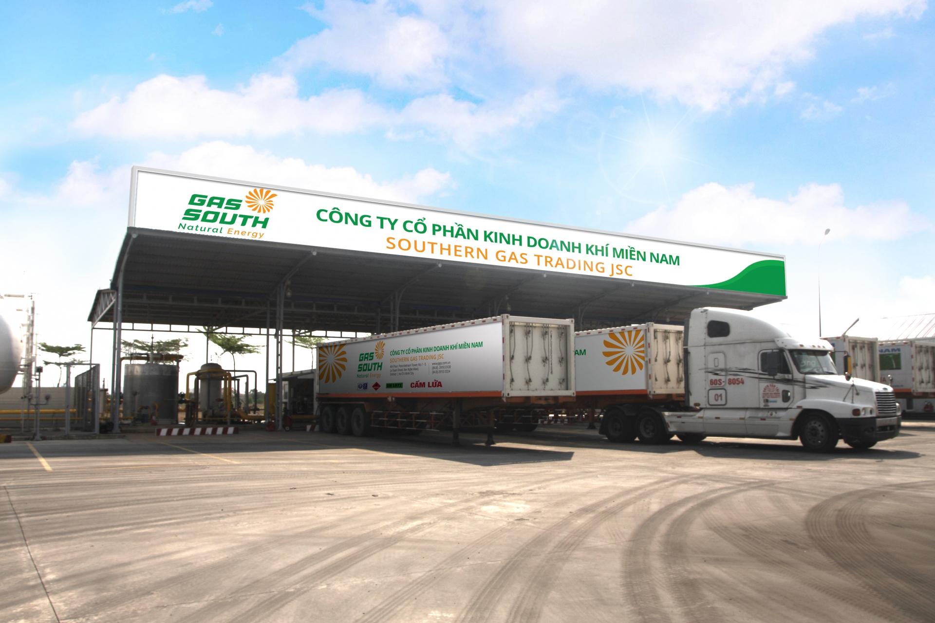 Gas South – Một trong những doanh nghiệp cung cấp năng lượng hàng đầu tại phía Nam