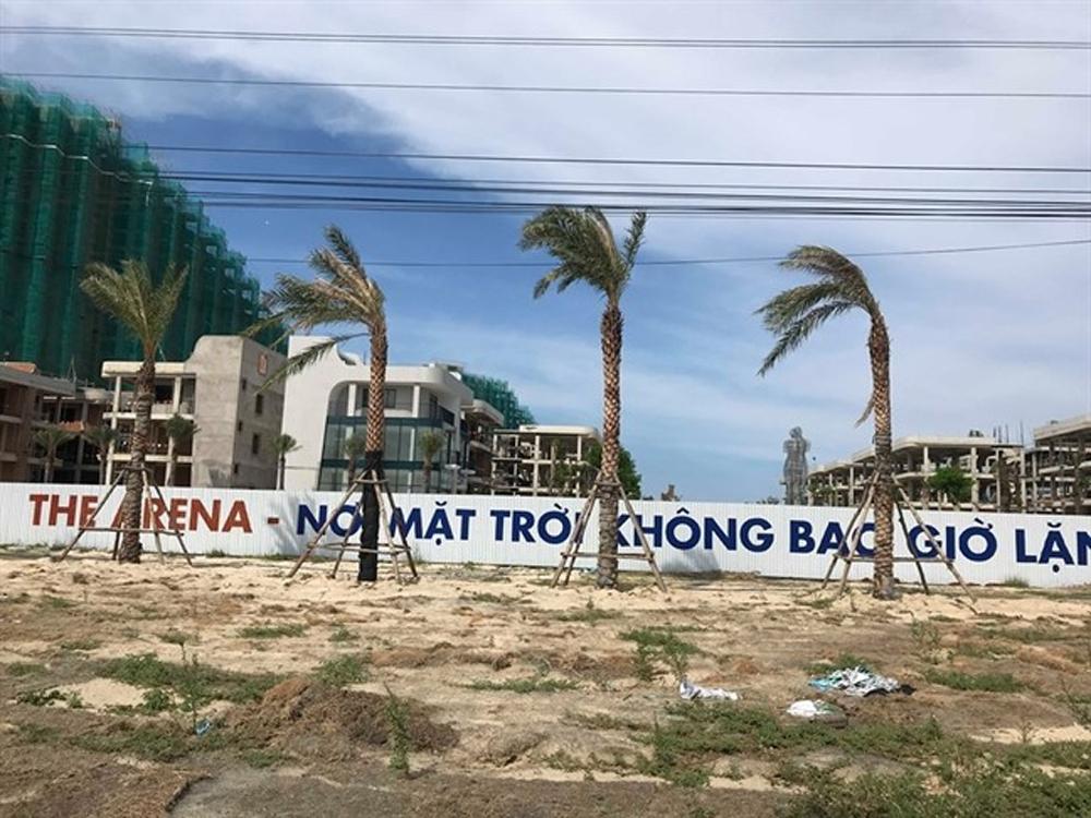khanh hoa dang thanh tra nhung du an the arena van kien nghi tinh dieu chinh chu truong dau tu