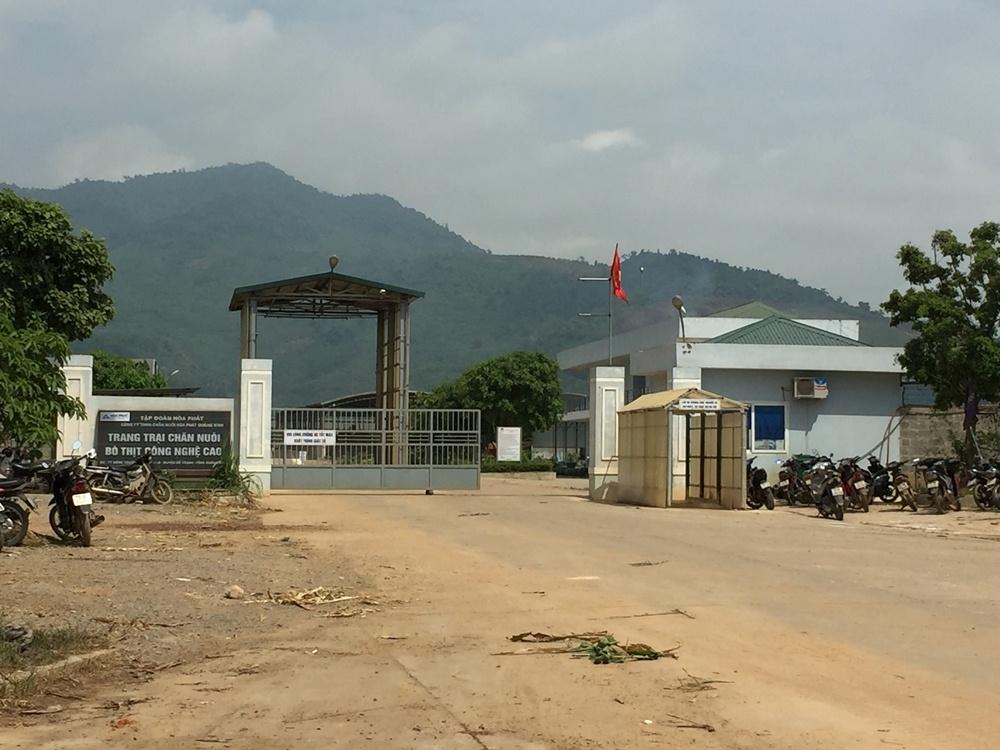 Quảng Bình: Xử lý nghiêm các cơ sở gây ô nhiễm môi trường
