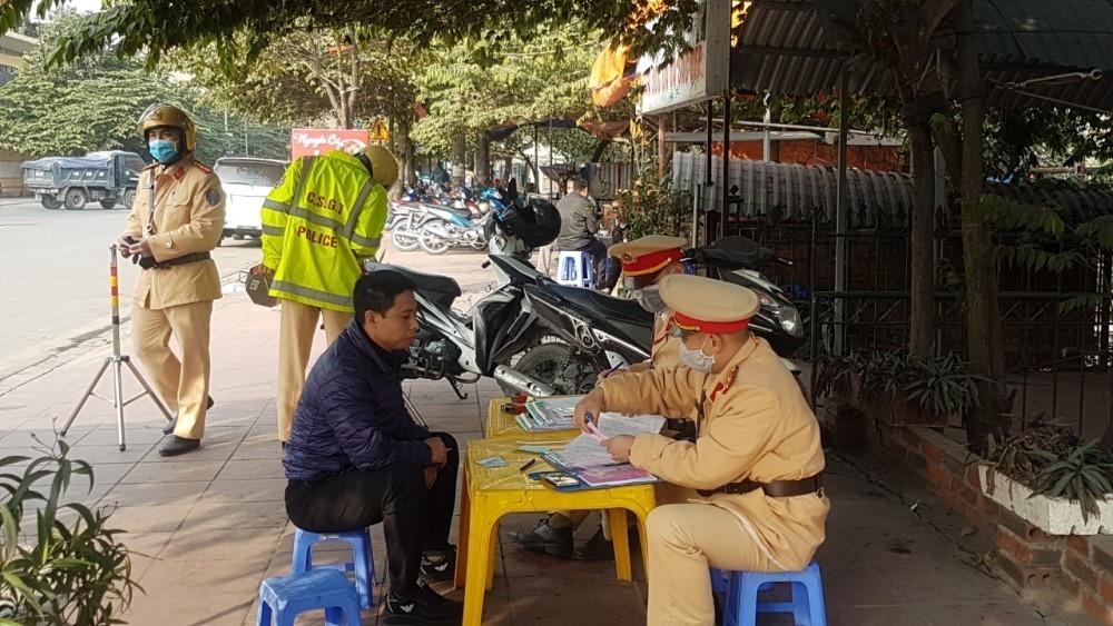 Quảng Ninh: Phòng tuyến an ninh trật tự trên những cung đường