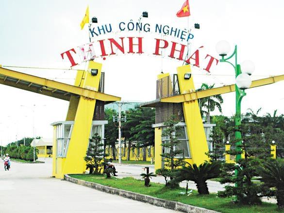 Thẩm định quyết định chủ trương đầu tư của dự án Khu công nghiệp Thịnh Phát mở rộng