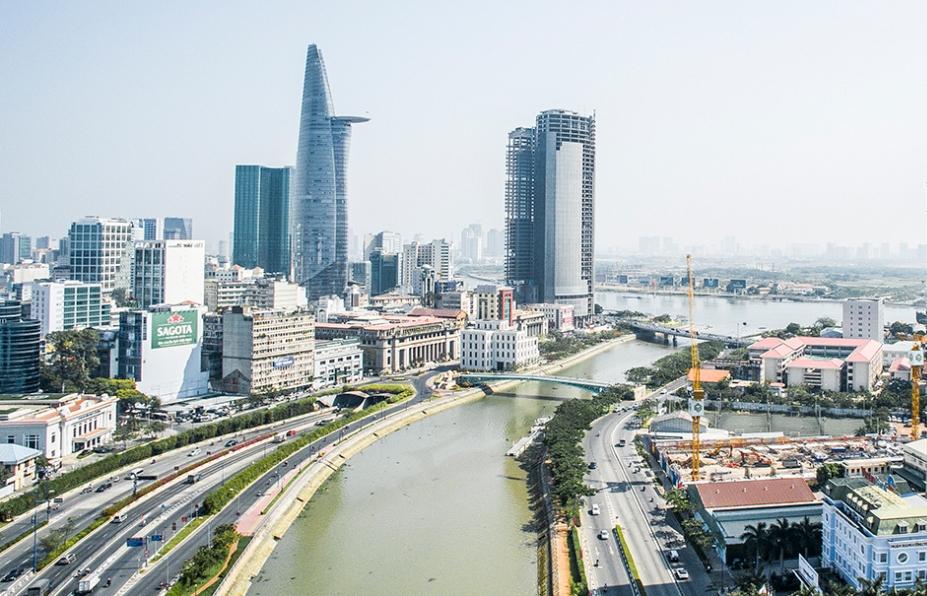 Thành phố Hồ Chí Minh: Khó khăn nên văn phòng cho thuê nhiều biến động