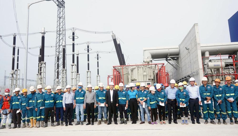 Công đoàn Xây dựng Việt Nam trao 4.000 suất quà Tết cho đoàn viên, người lao động