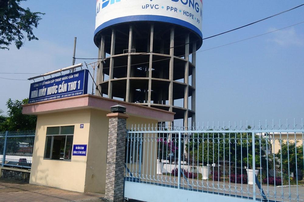 Sở Xây dựng Cần Thơ: Thẩm định Hệ thống xử lý nước thải, dự án thoát nước và xử lý nước thành phố Cần Thơ