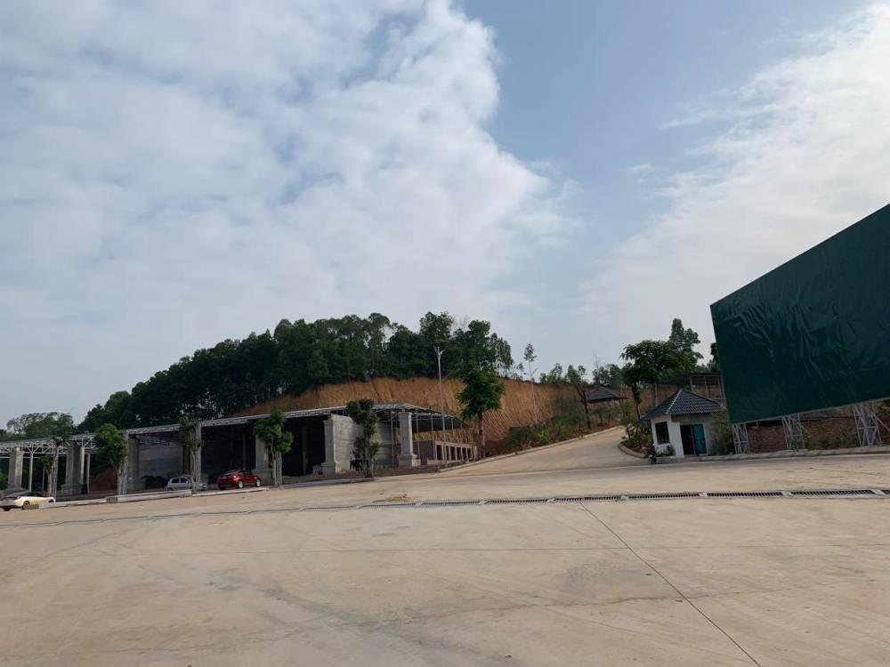 Thị xã Phú Thọ: Xây dựng trạm dừng nghỉ trái phép trên đất rừng sản xuất