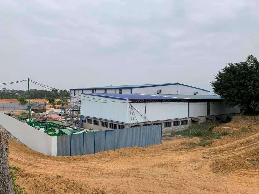 """Thanh Sơn (Phú Thọ): Xây dựng trái phép nhà máy """"khủng"""" trên đất rừng sản xuất khi chưa được chuyển đổi"""