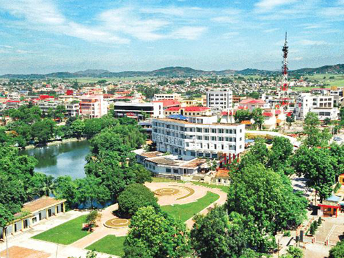 Thành phố Bắc Giang đón nhận quyết định là đô thị loại II