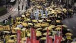 Người biểu tình tại Hồng Kông quay trở lại đường phố