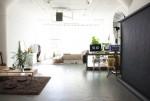 Bài trí căn hộ thoáng đãng với không gian mở